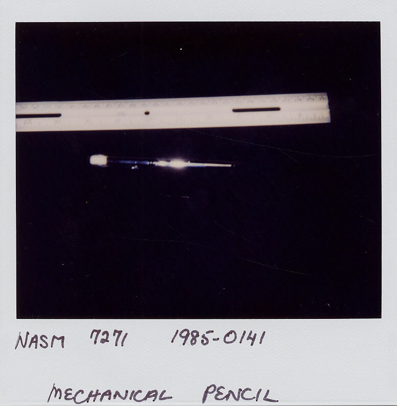 Image of : Pencil, Mechanical, Garland 35-P, Collins, Apollo 11