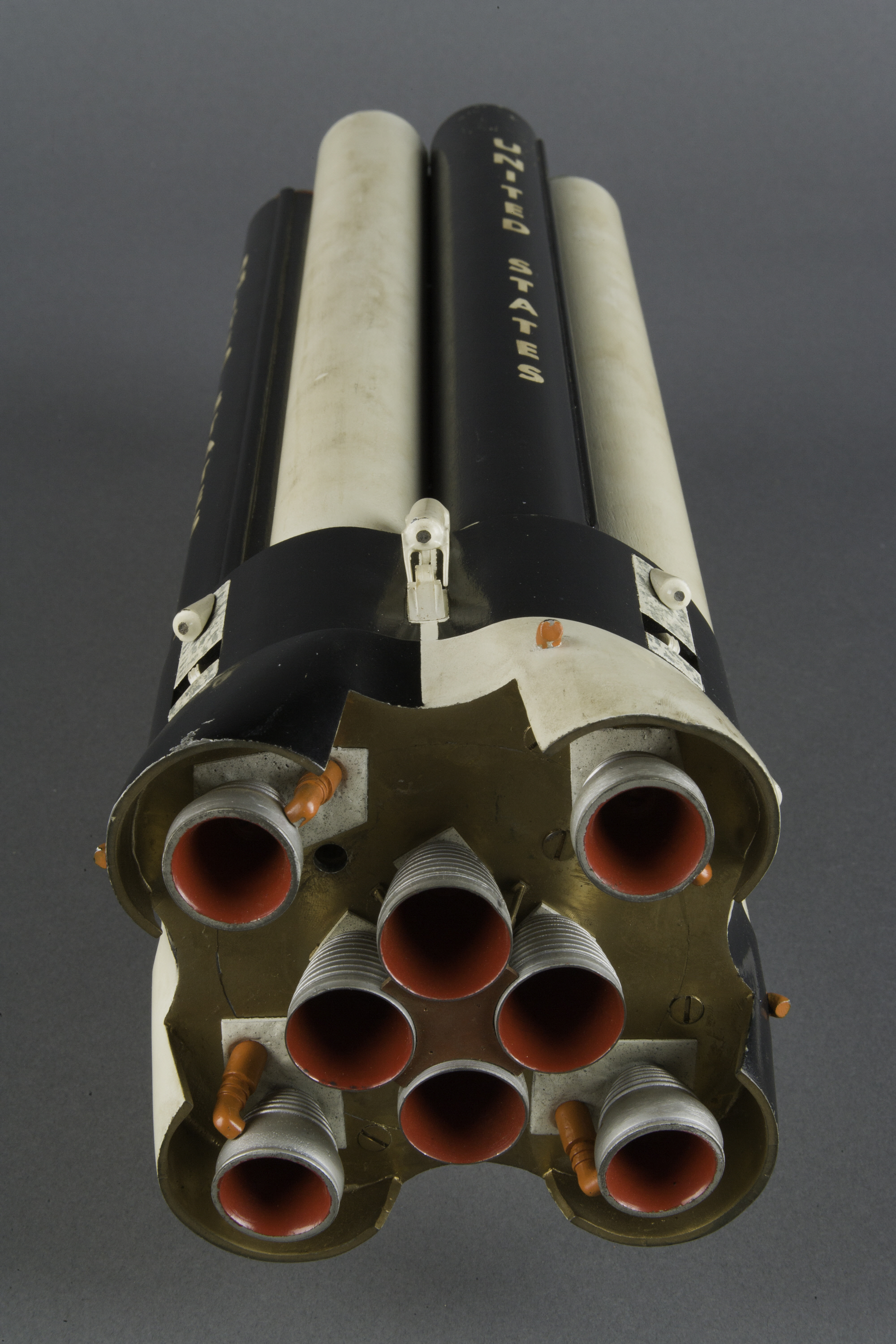 Image of : Model, Rocket, Saturn, Early Version, 1:96
