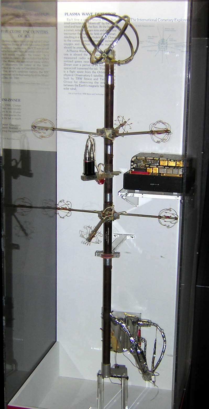 Image of : Detector, Plasma Wave, OGO-5