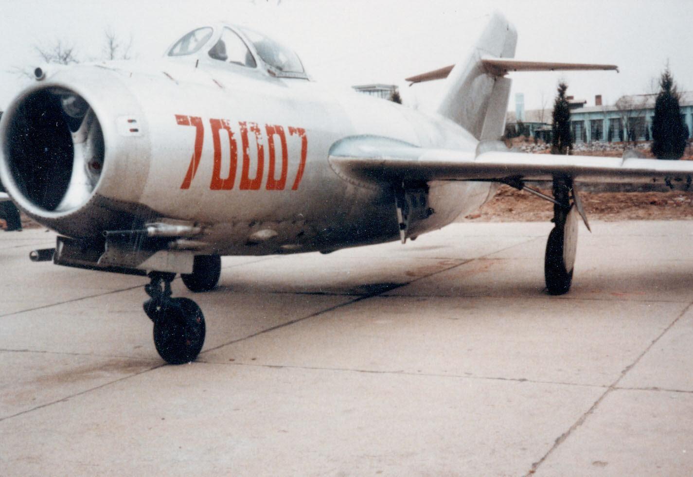 Image of : Mikoyan-Gurevich MiG-15 (Ji-2) FAGOT B