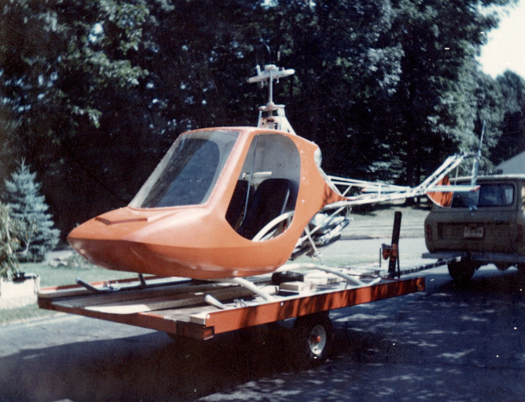 Image of : Rotorway Scorpion Too