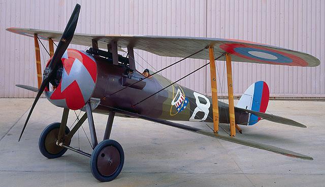 Image of : Nieuport 28C.1