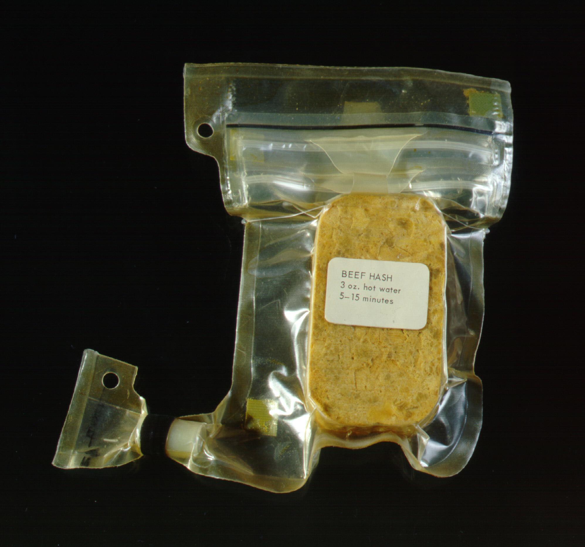 apollo 11 space food - photo #16