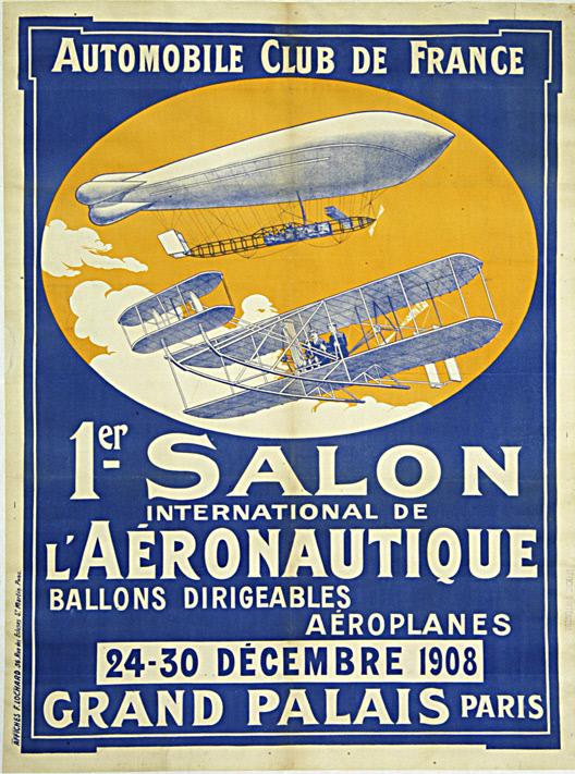 Image of : 1er Salon International de l'Aéronautique