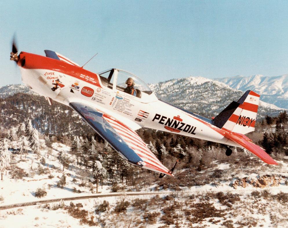 Image of : De Havilland-Canada DHC-1A Chipmunk, Pennzoil Special