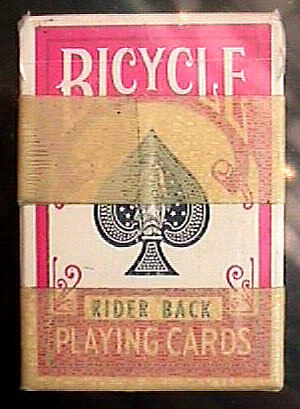 Image of : Playing Cards