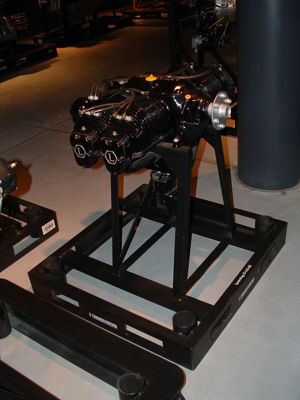Image of : Lycoming O-145-B2 Horizontally-Opposed Engine