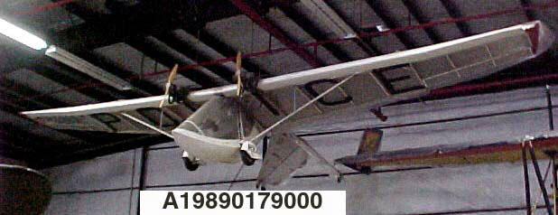 Image of : Ultralight Lazair SS EC