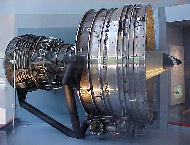 Image of : CFM International CFM56-2 Turbofan Engine