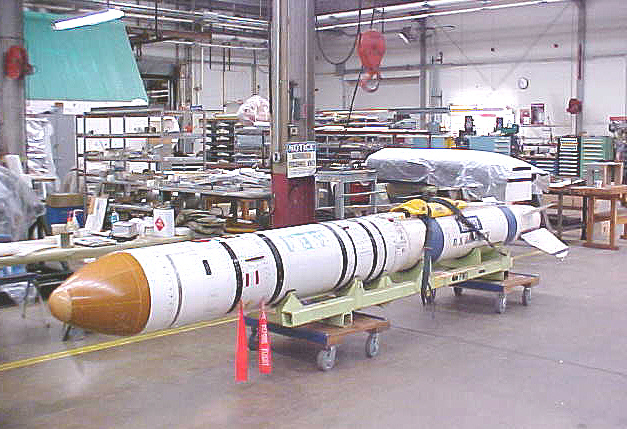 Image of : Missile, Air-Launched, Anti-Satellite (ASAT)