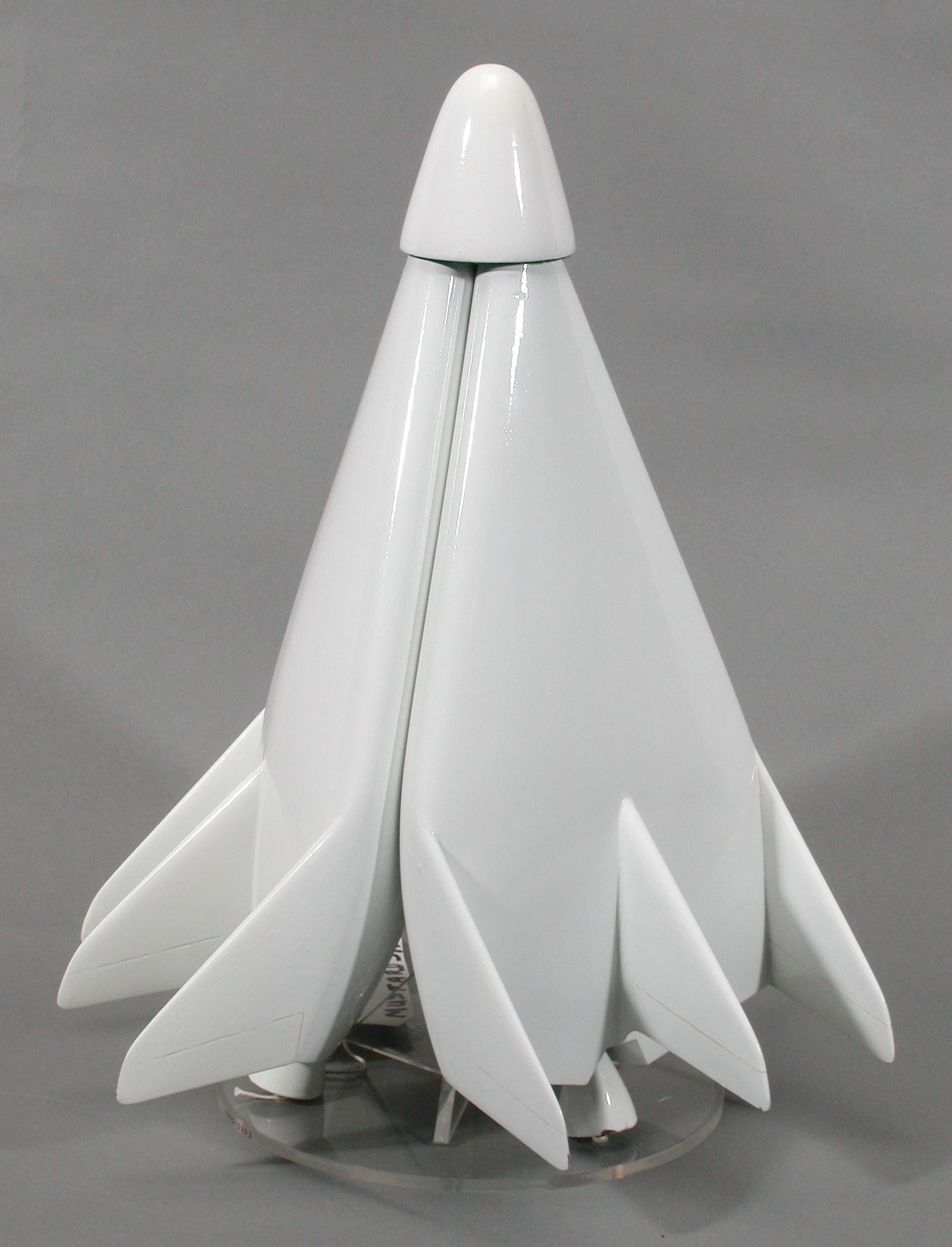 Image of : Model, Space Shuttle, British Aircraft Corporation MUSTARD Triamese Concept