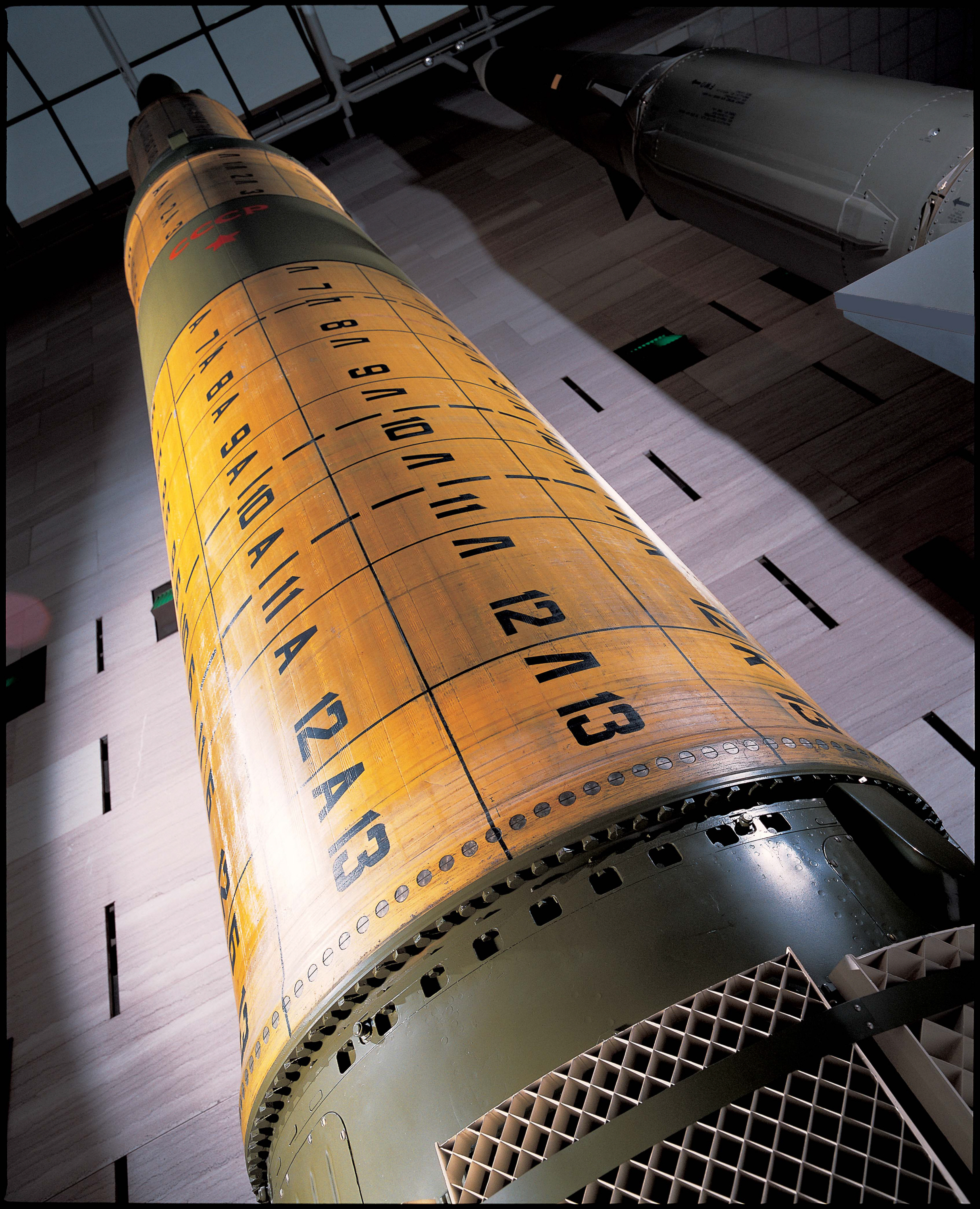 Image of : Missile, Surface-to-Surface, SS-20 Pioneer