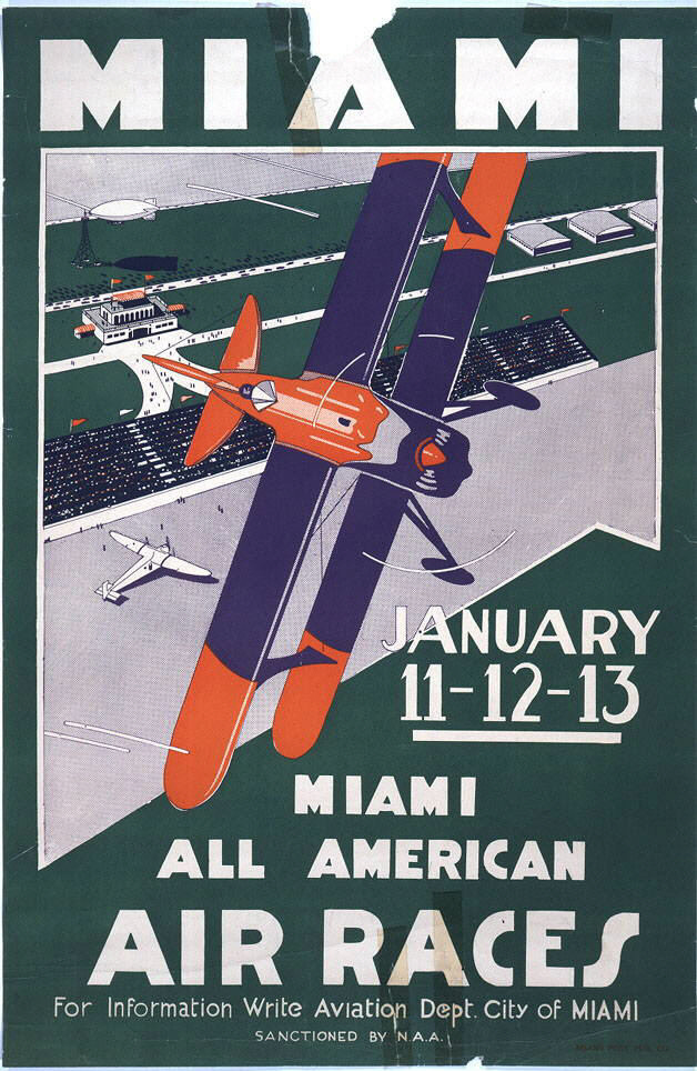Image of : Miami All American Air Races