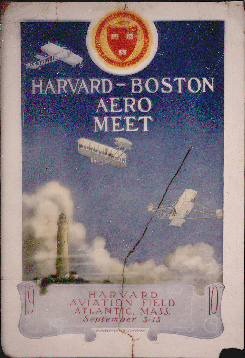 Image of : Harvard-Boston Aero Meet