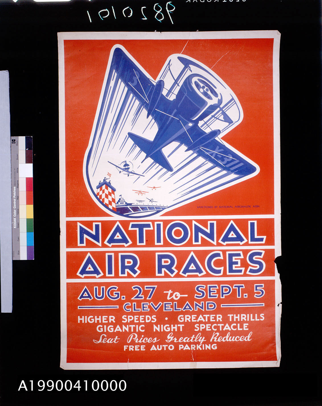 Image of : National Air Races