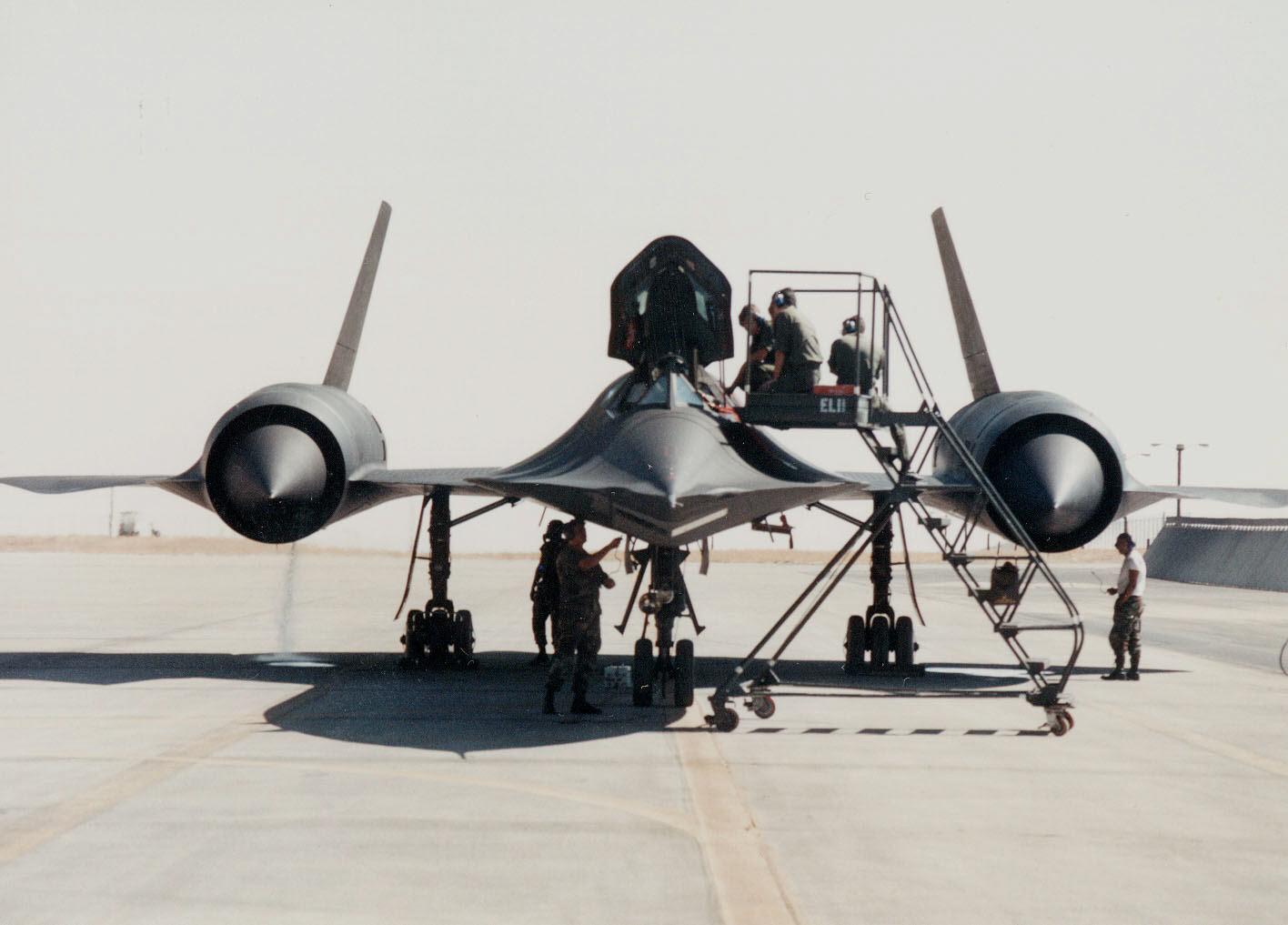 Image of : Lockheed SR-71 Blackbird