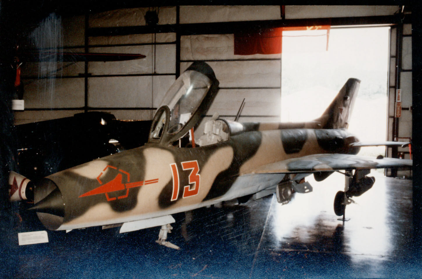 Image of : Mikoyan-Gurevich MIG 21F-13 FISHBED-C