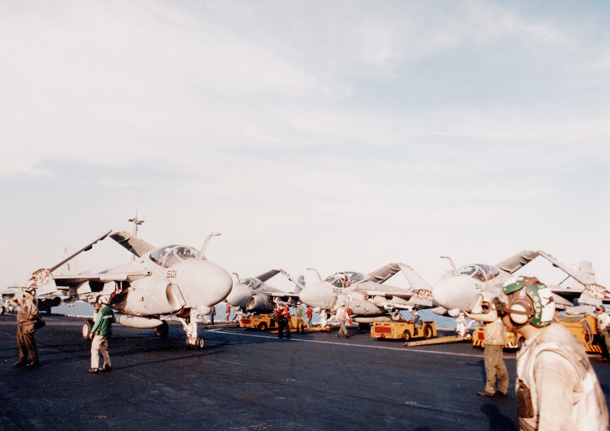 Image of : Grumman A-6E Intruder