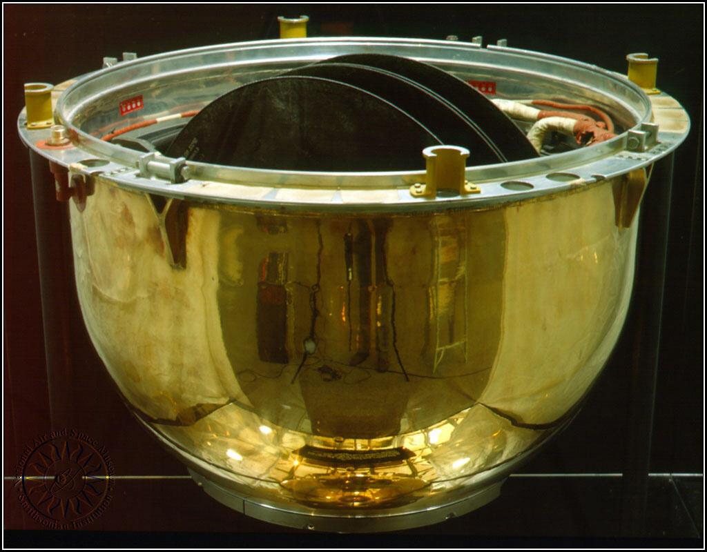 Image of : Reentry Capsule, Film Return, Corona