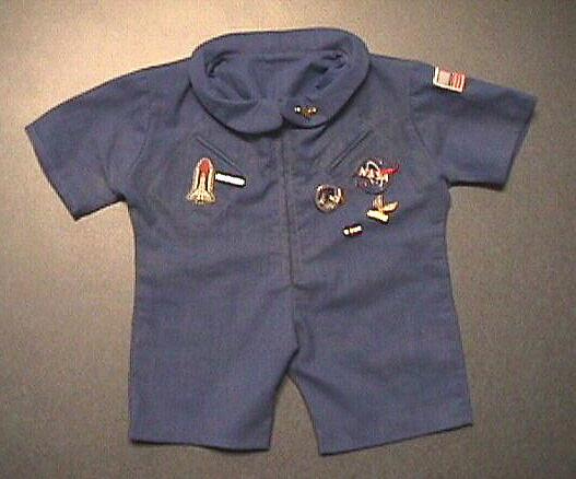 Image of : Astronaut Suit, Magellan T. Bear