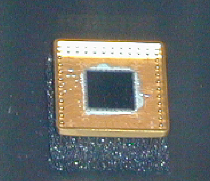 Image of : Detector, Charge Coupled Device
