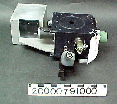Image of : Photoelectric Photometer Head, 1.3-m Telescope, Kitt Peak Observatory