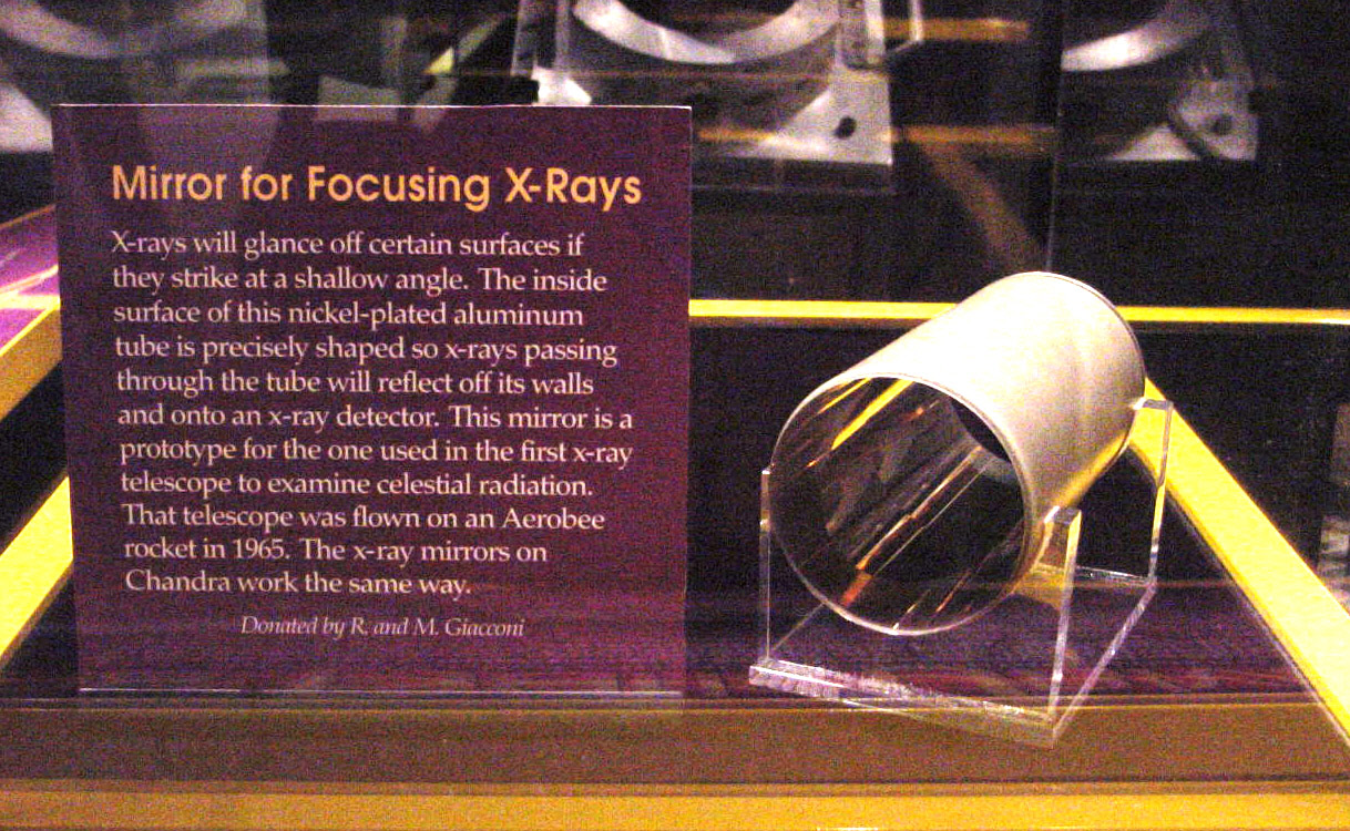 Image of : X-ray Telescope, Mirror, Aerobee