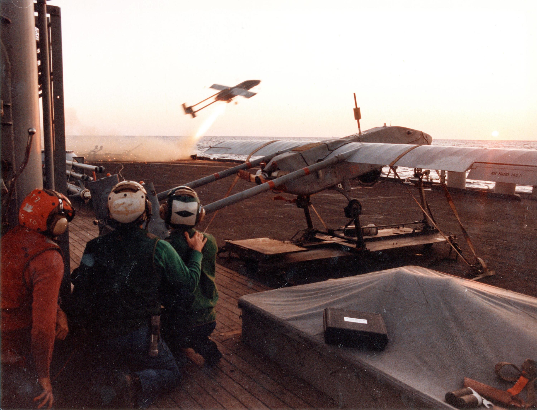 Image of : Pioneer RQ-2A UAV