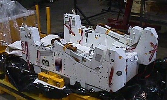 Image of : Manned Maneuvering Unit (MMU)