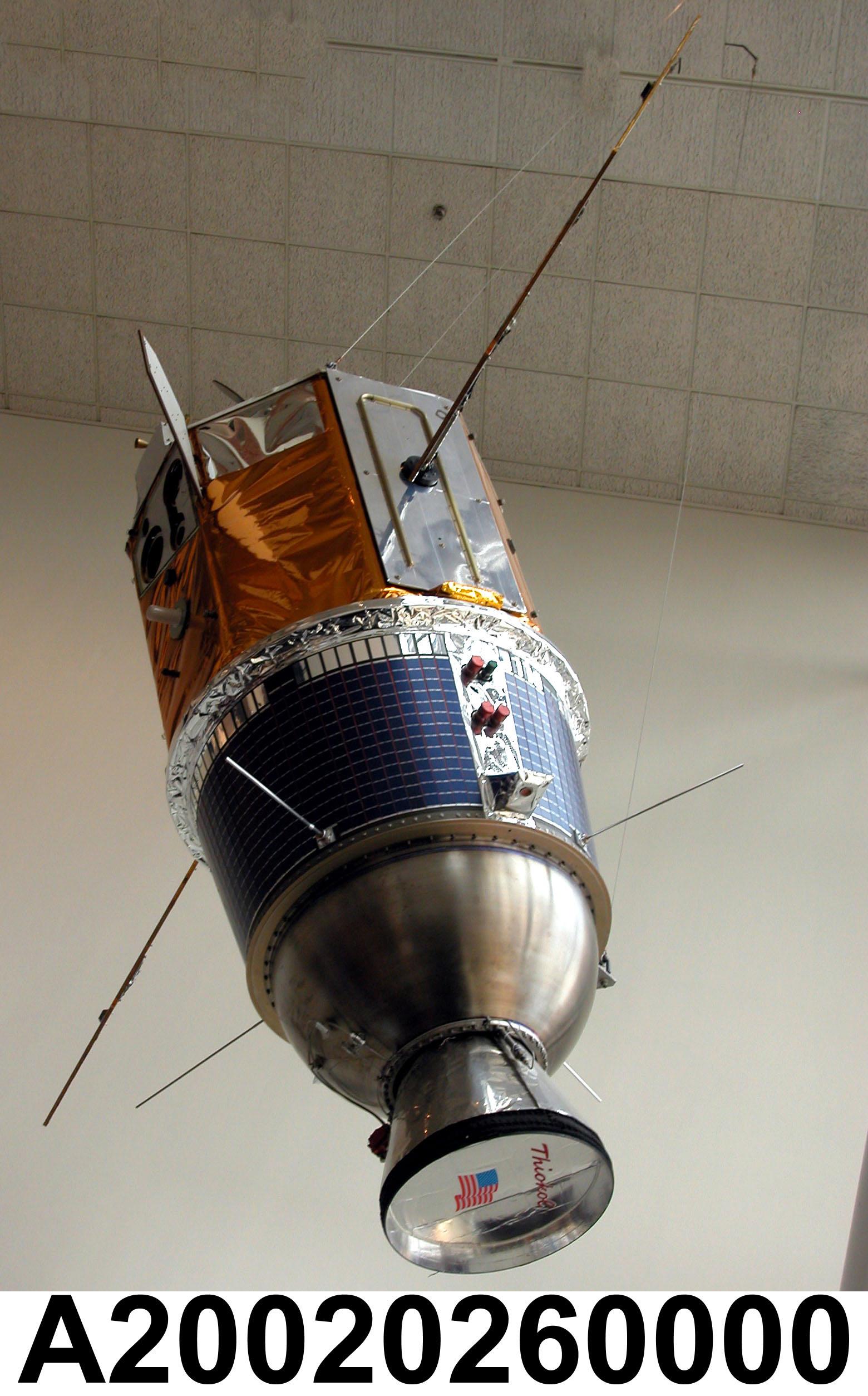 Image of : Spacecraft, Engineering Model, Clementine