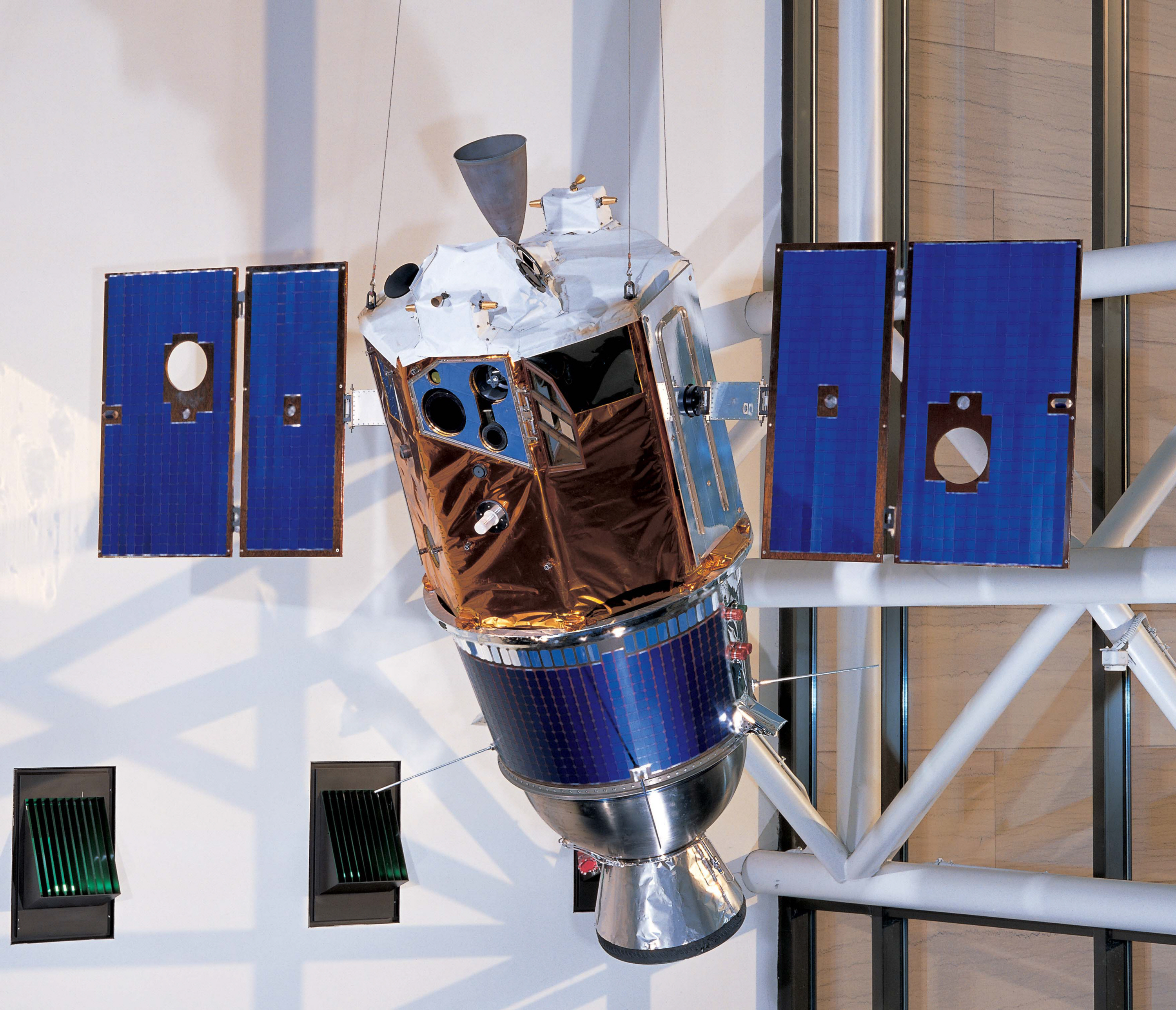 Image of : Interstage Adapter, Engineering Model, Clementine