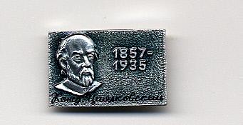 Image of : Pin, Tsiolkovsky