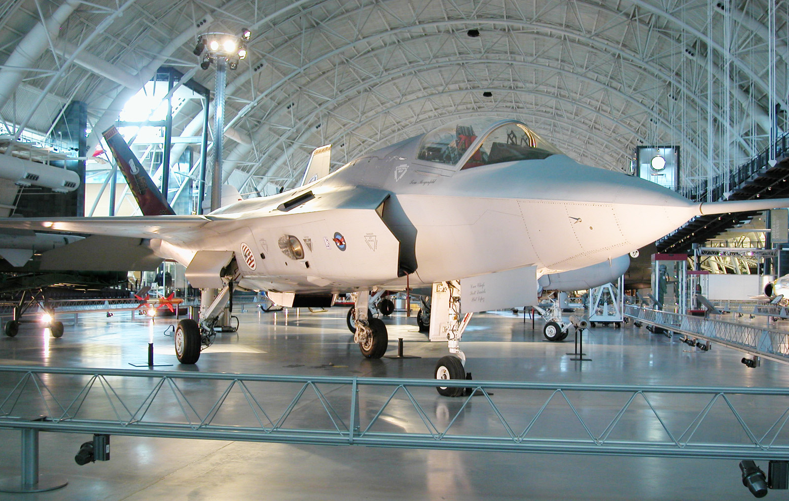 Lockheed Martin X-35B STOVL | National Air and Space Museum