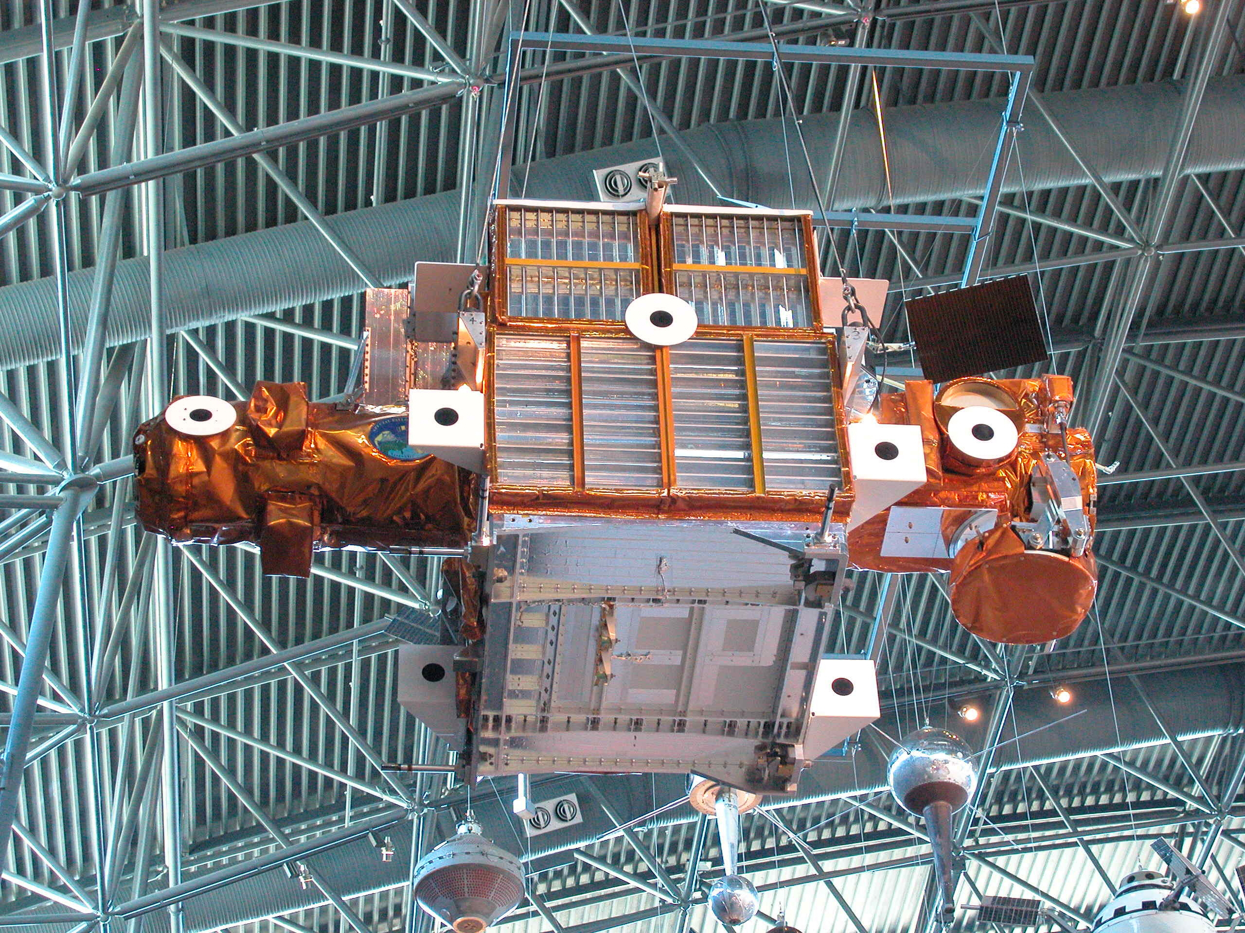 Image of : Payload, Scientific, Spartan 201