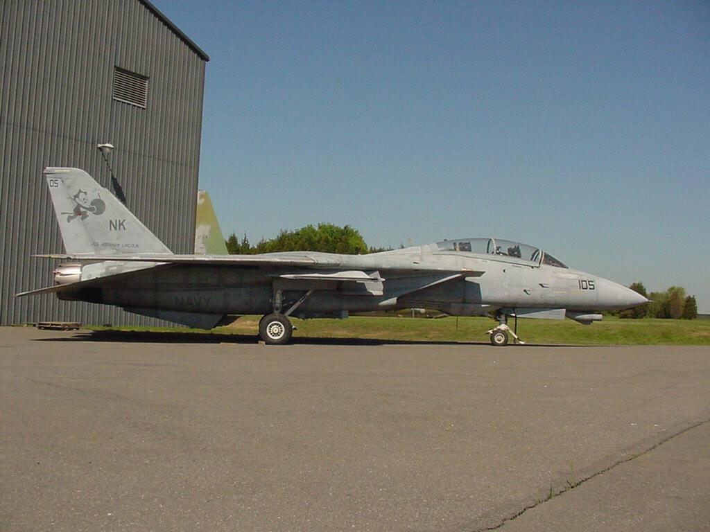 Image of : Grumman F-14D(R) Tomcat