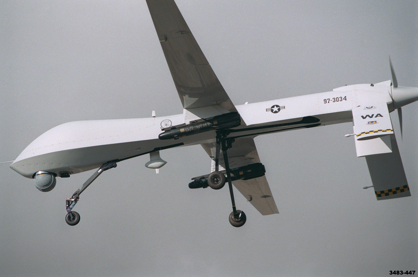 Image of : General Atomics Aeronautical Systems, Inc., MQ-1L Predator A