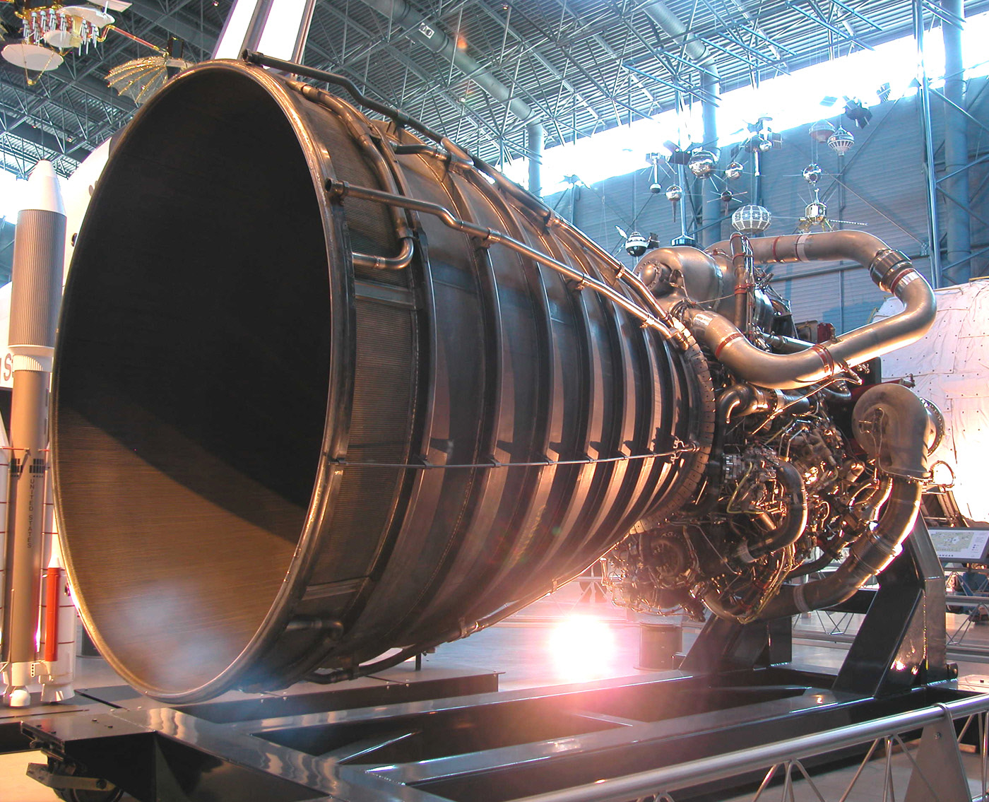 space shuttle engine - photo #5