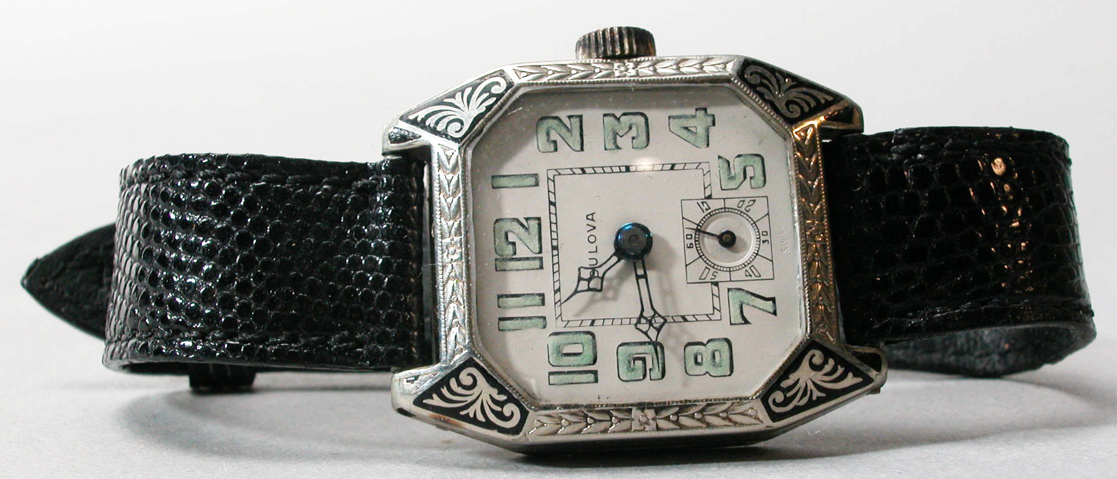 Image of : Wristwatch, Lindbergh, King Collection