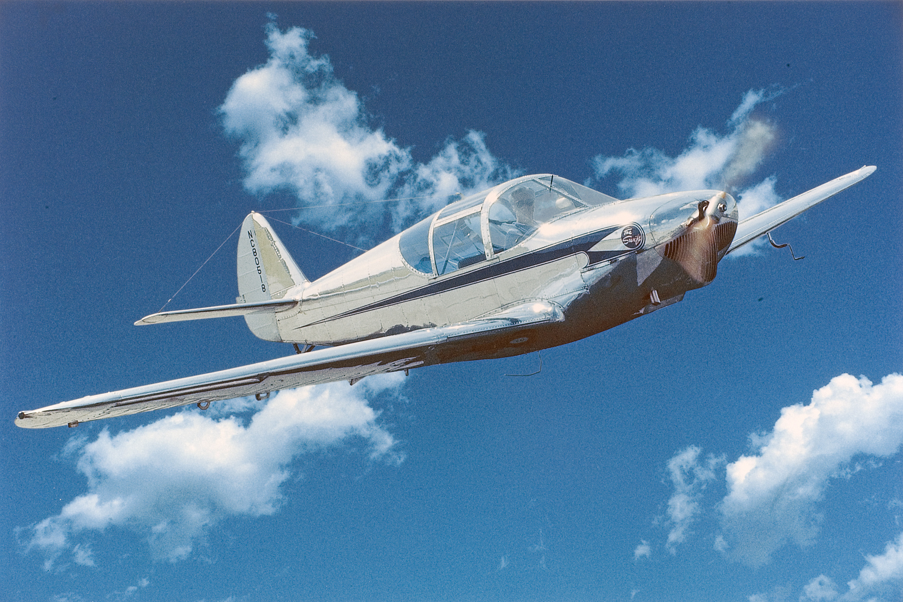 Image of : Globe Swift GC-1A