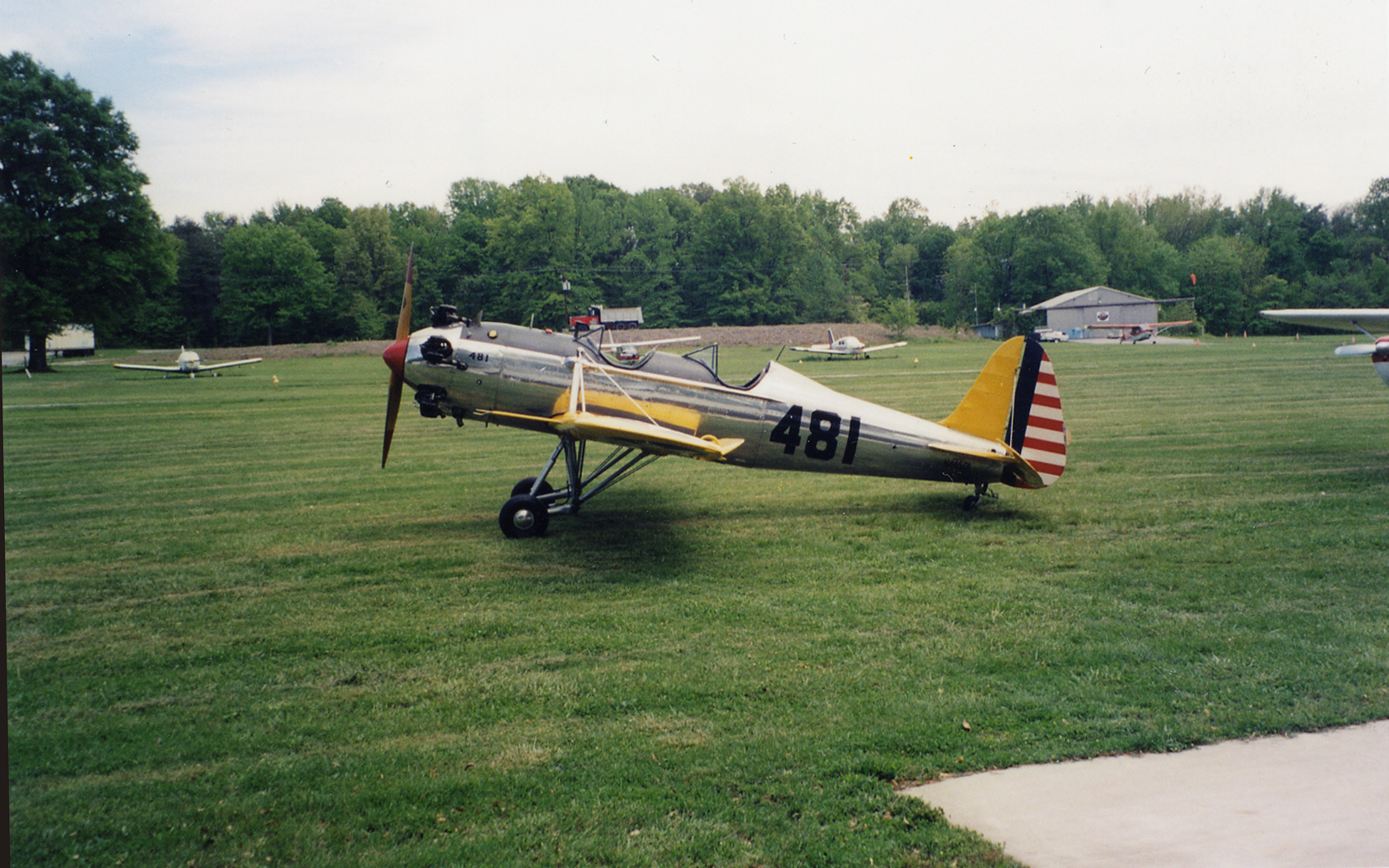 Image of : Ryan PT-22A Recruit