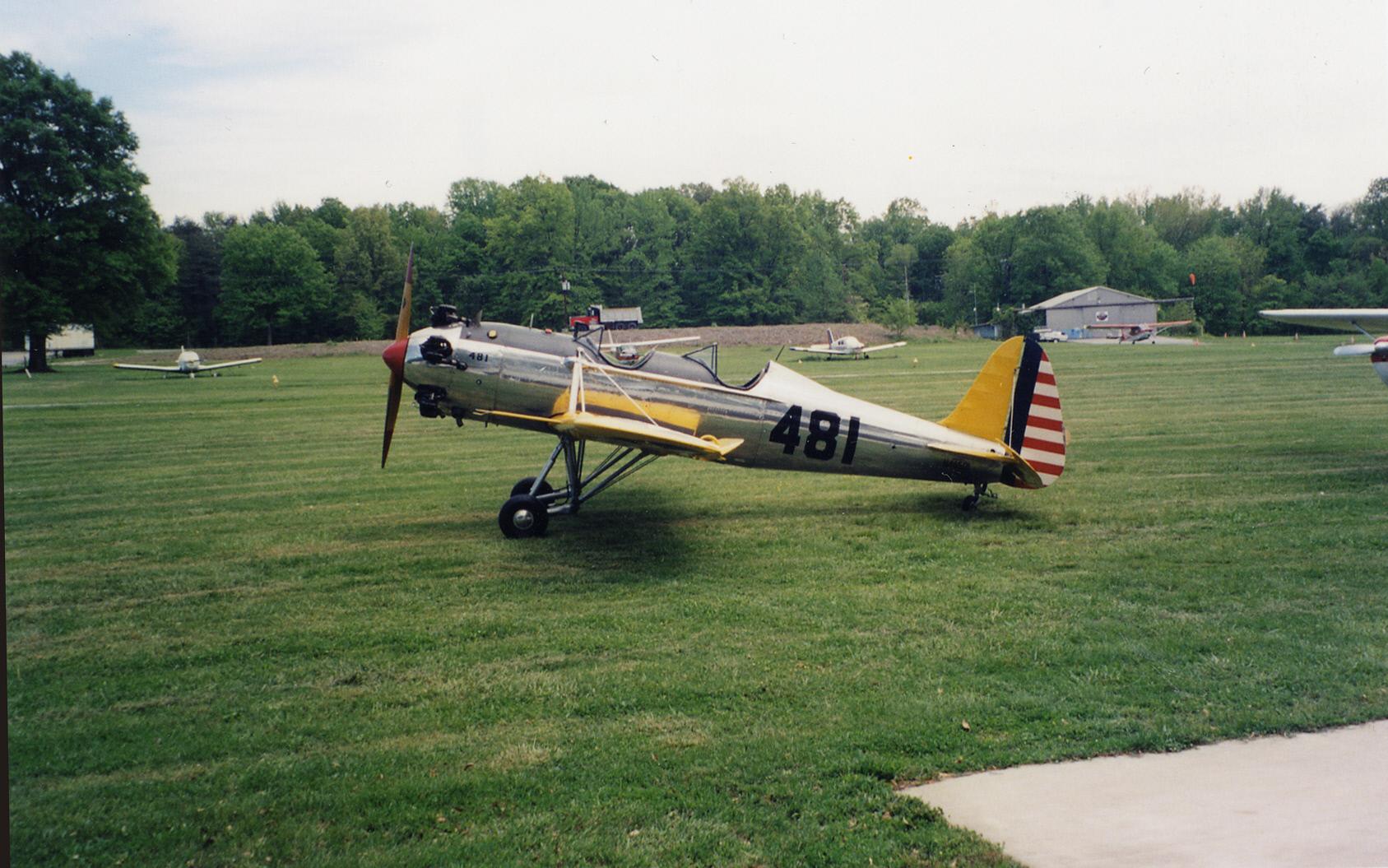 Image of : Ryan PT-22A Recruit