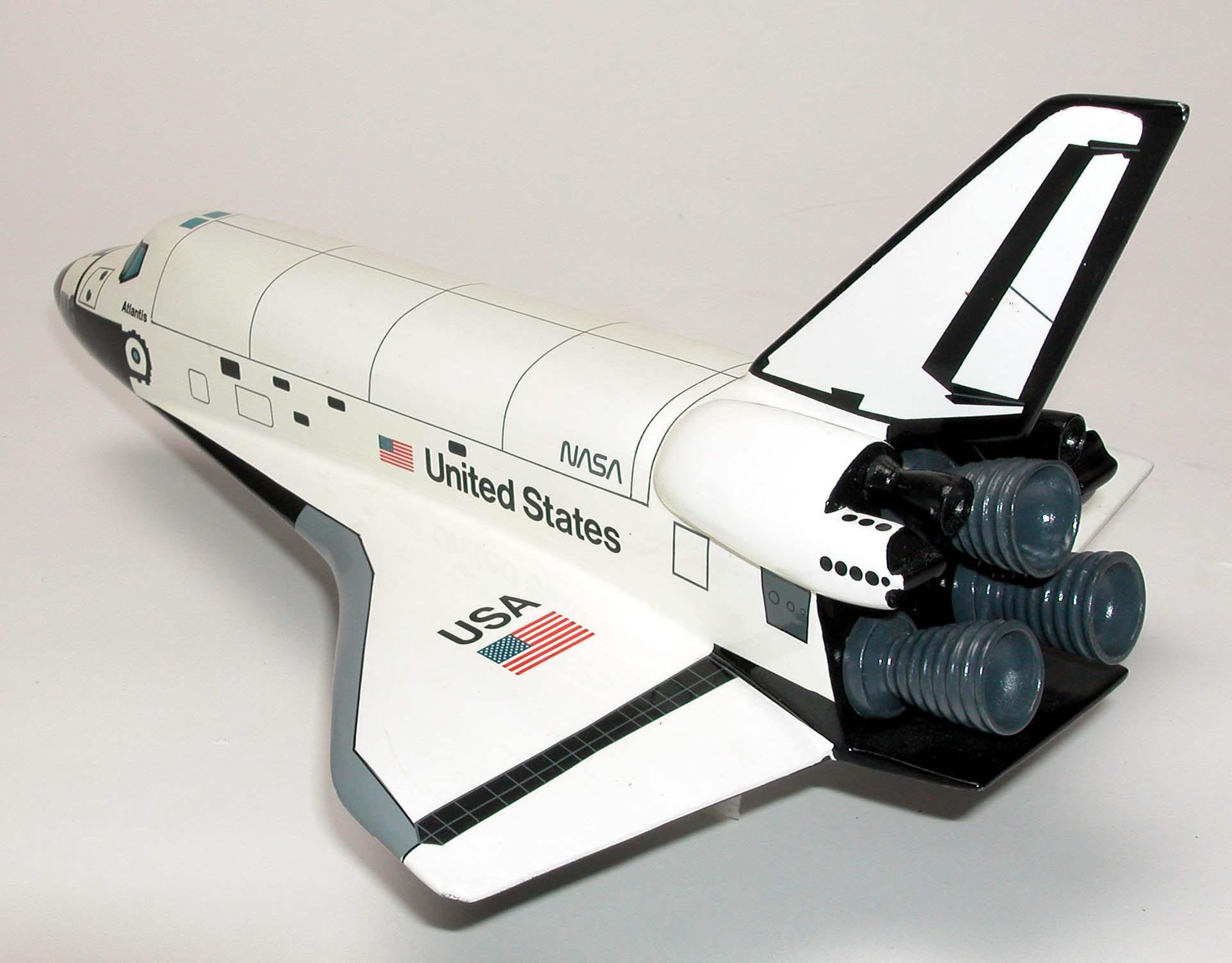 space shuttle orbiter atlantis - photo #5