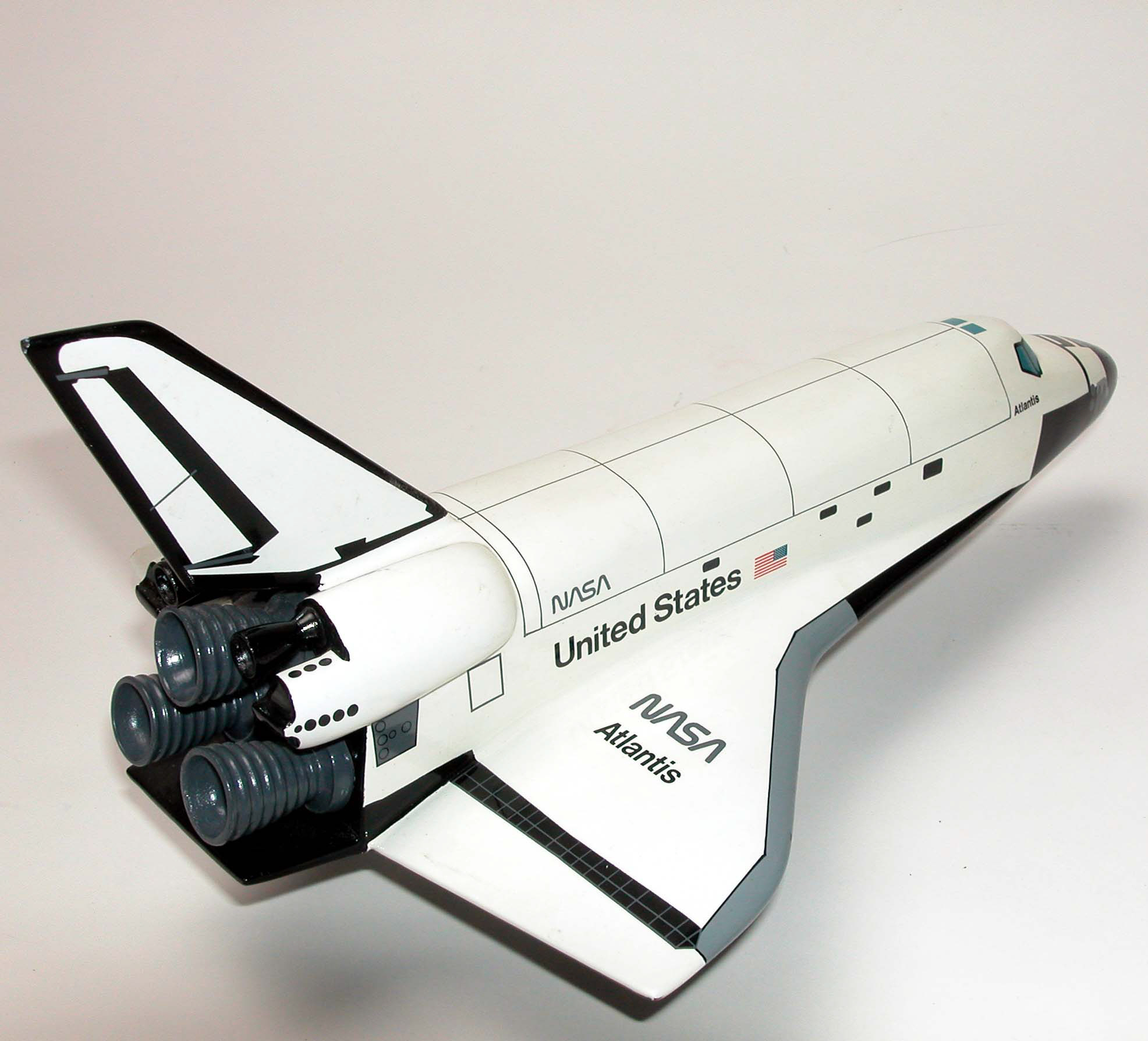 space shuttle atlantis which is orbiter - photo #36