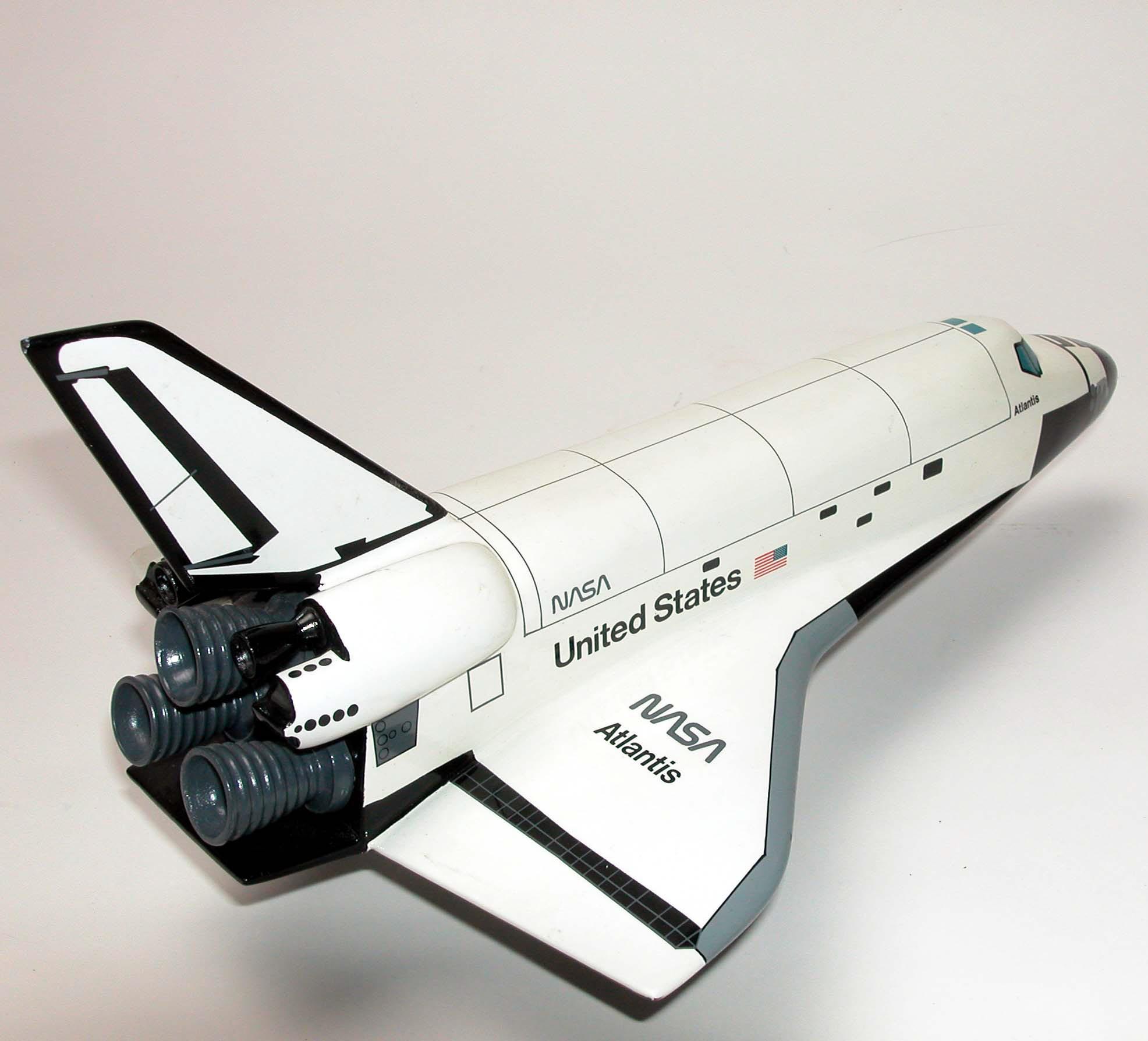 space shuttle orbiter atlantis - photo #18