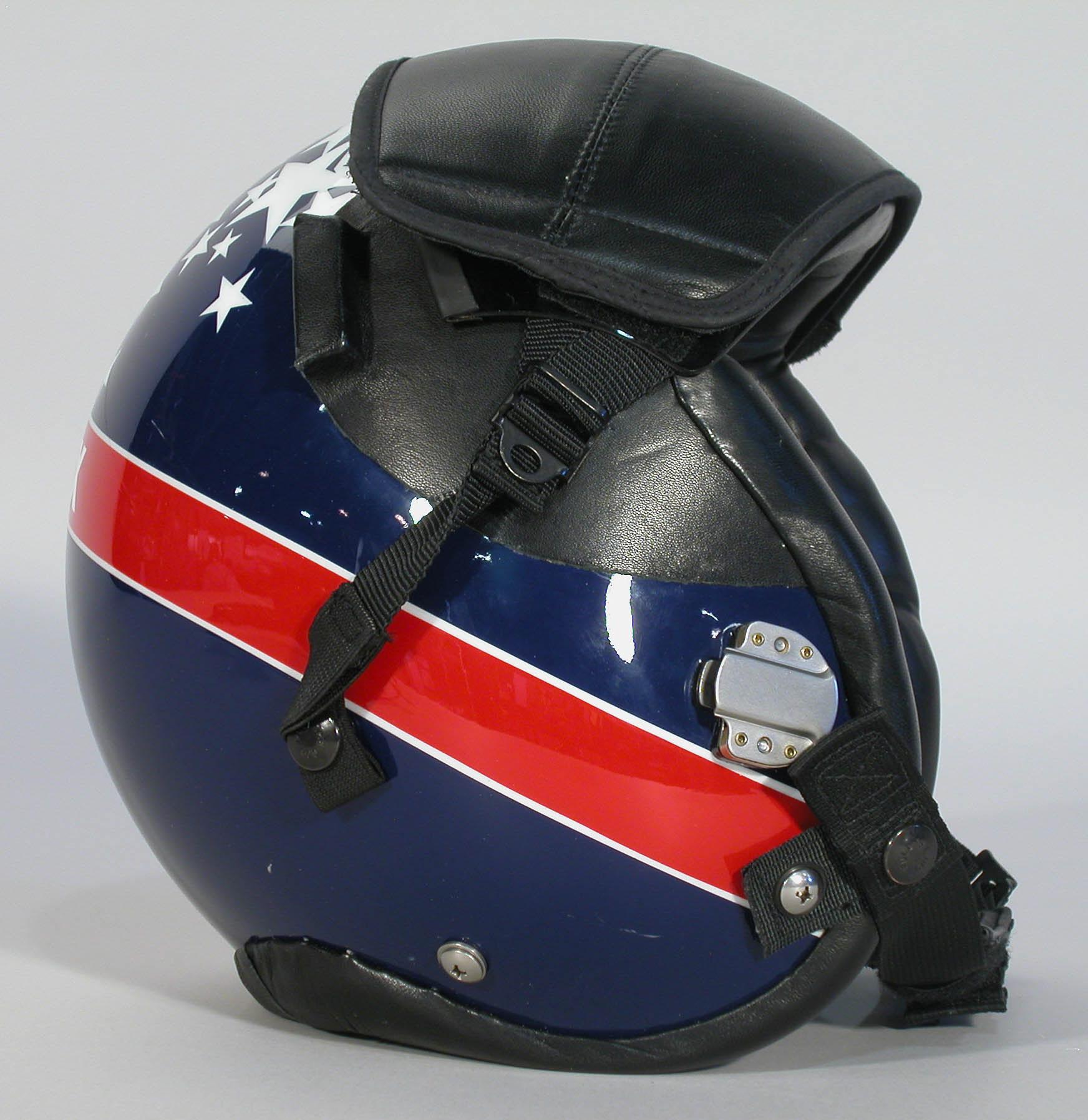 Image of : Helmet, SpaceShipOne, Mike Melvill