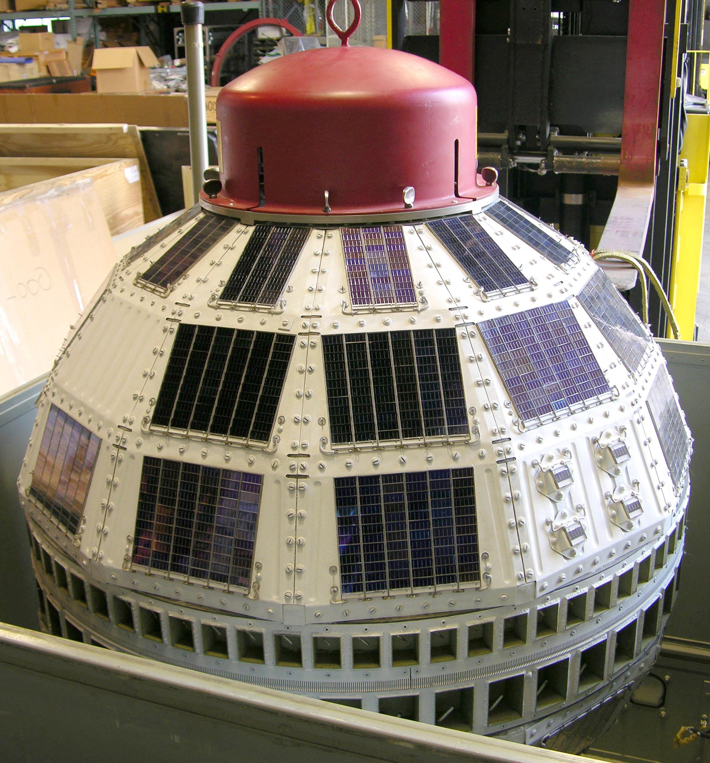 Image of : Communications Satellite, Telstar