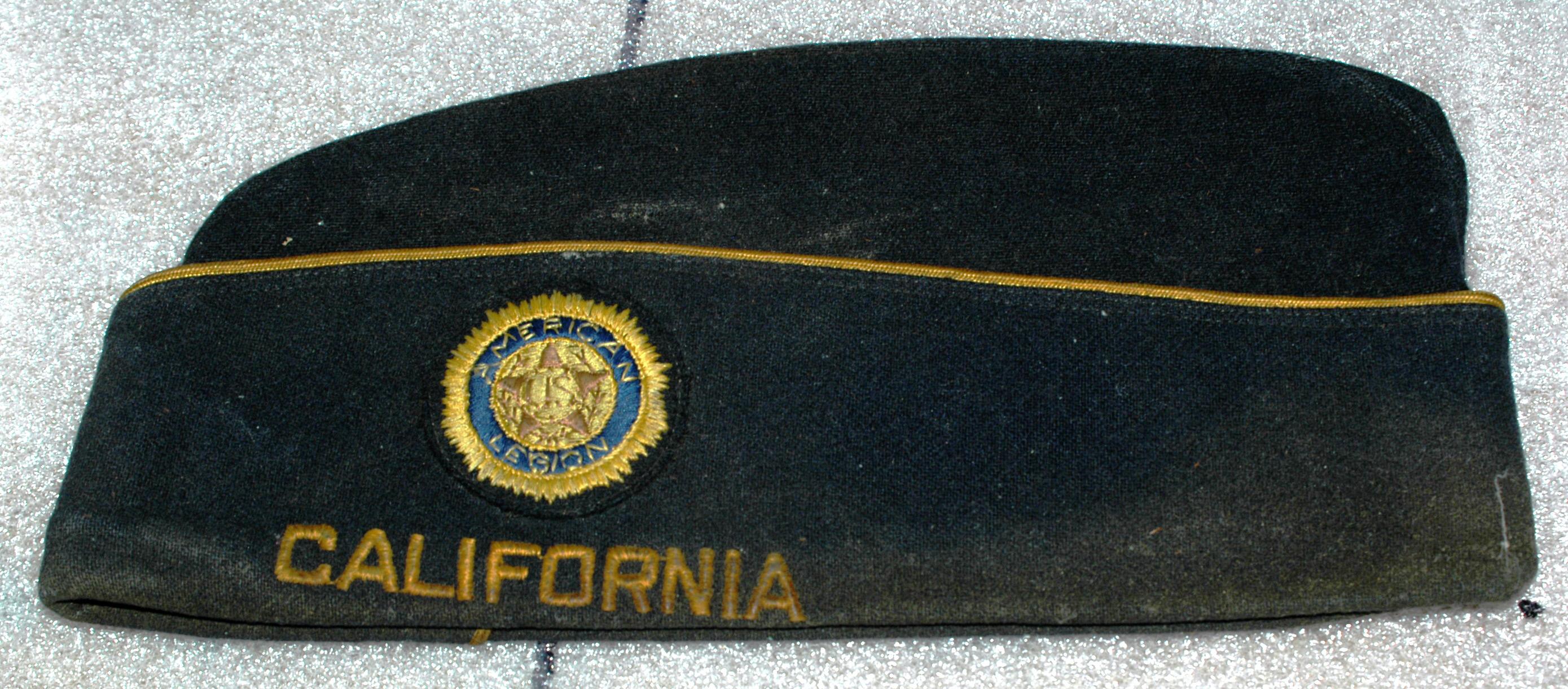 Image of : Cap, American Legion