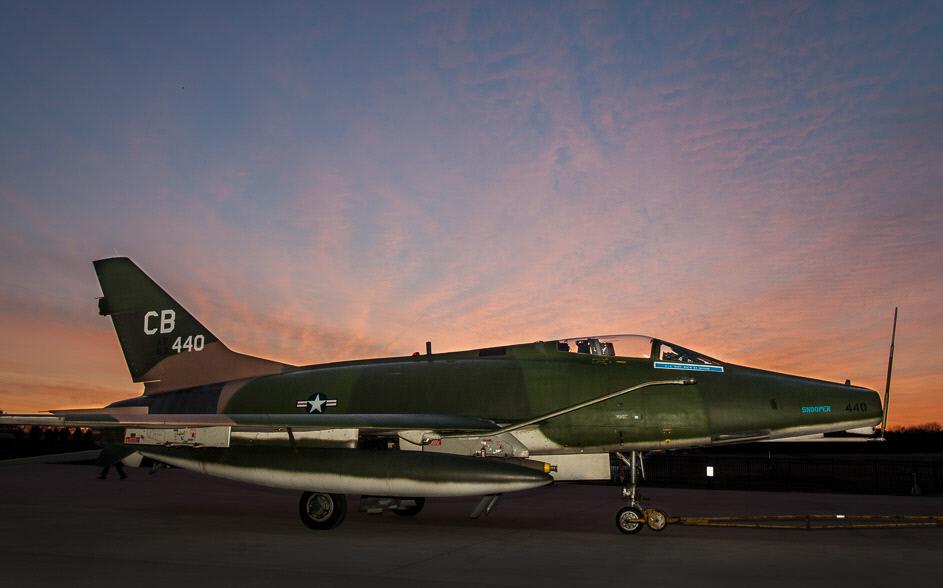 Image of : North American F-100D Super Sabre