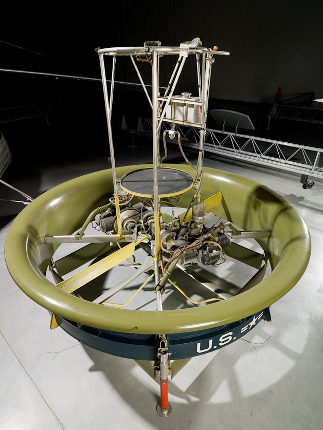 Image of : Hiller Model 1031-A-1 Flying Platform