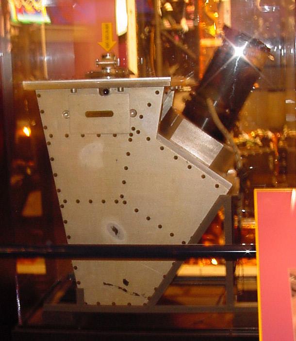 Image of : Spectrograph, DTM Image Tube